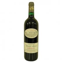 Bordeaux Rouge Chateau Vieux Liron AOC Vignobles Mallard 750ml
