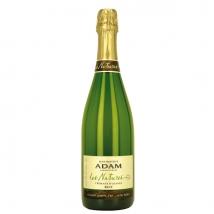 Cremant d'Alsace Brut Les Natures Adam 750 ml