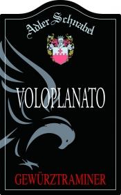 Gewurztraminer  Trentino DOC Voloplanato Adler Schnabel 750 ml