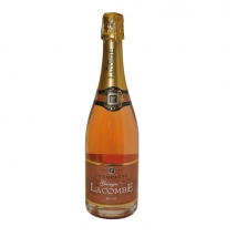 Rosé Champagne Brut Lacombe