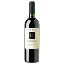 San Bastiano Grignolino del Monferrato Cas. DOC Uviglie 750 ml